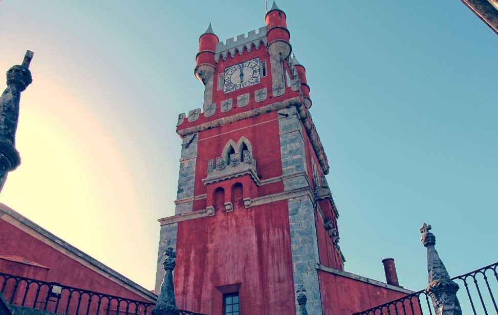 Pena Palace - Clock Tower